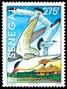 Cl: Caspian Tern (Sterna caspia) <<Sterne Caspienne>> (Repeat for this country)  SG 1259 (1995)  [11/19]