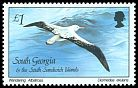 South Georgia and South Sandwich Is SG 174 (1987)