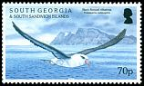 Cl: Black-browed Albatross (Thalassarche melanophris)(Repeat for this country)  SG 643 (2015)  [9/28]
