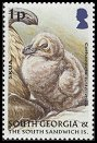 Cl: Brown Skua (Stercorarius antarctica)(Repeat for this country)  SG 390 (2004)