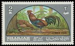 Cl: Red Junglefowl (Gallus gallus)(Out of range)  SG 105 (1965) 475 [3/21]