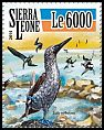 Cl: Blue-footed Booby (Sula nebouxii)(Out of range) (I do not have this stamp)  new (2015)