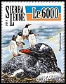 Cl: Gentoo Penguin (Pygoscelis papua)(Out of range) (I do not have this stamp)  new (2015)