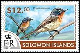 Cl: Melanesian Flycatcher (Myiagra caledonica)(not catalogued)  (2015)