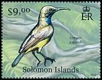 Cl: Olive-backed Sunbird (Cinnyris jugularis)(not catalogued)  (2012)  [8/7]