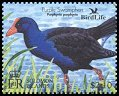Cl: Purple Swamphen (Porphyrio porphyrio)(Repeat for this country)  SG 1080a3 (2004)  [3/29]
