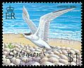 Cl: Great Crested Tern (Sterna bergii) SG 981 (2001) 60