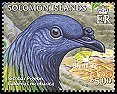 Cl: Nicobar Pigeon (Caloenas nicobarica)(Repeat for this country) (not catalogued)  (2013)  [8/20]