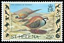 Cl: Chukar (Alectoris chukar)(Repeat for this country)  SG 395 (1982) 50