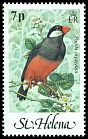 Cl: Java Sparrow (Padda oryzivora)(Introduced)  SG 419 (1983) 30