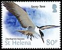 Cl: Sooty Tern (Sterna fuscata)(Repeat for this country)  SG 1243 (2015)  [10/16]
