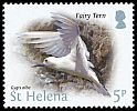 Cl: White Tern (Gygis alba)(Repeat for this country)  SG 1235 (2015)  [10/16]