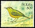 Cl: Yellow Warbler (Dendroica petechia) SG 529 (1999)