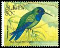 Cl: Blue-headed Hummingbird (Cyanophaia bicolor)(Out of range)  SG 530 (1999)
