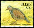 Cl: Common Ground-Dove (Columbina passerina) SG 536 (1999)