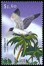 Cl: Laughing Gull (Larus atricilla) SG 603 (2001)