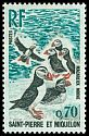 Cl: Atlantic Puffin (Fratercula arctica)(Repeat for this country)  SG 511 (1973) 70