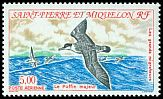 Cl: Greater Shearwater (Puffinus gravis) SG 696 (1993)