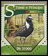 Cl: American Golden-Plover (Pluvialis dominica)(I do not have this stamp)  new (2015)