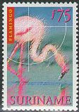 Cl: Caribbean Flamingo (Phoenicopterus ruber)(Repeat for this country)  SG 1813 (1999) 20