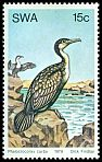 Cl: Great Cormorant (Phalacrocorax carbo) SG 331 (1979) 45