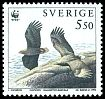 Cl: White-tailed Eagle (Haliaeetus albicilla) <<Havsörn>>  SG 1759 (1994) 130