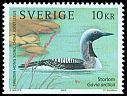 Cl: Arctic Loon (Gavia arctica) <<Storlom>> (Repeat for this country)  SG 2297 (2003) 240