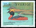 Cl: Horned Grebe (Podiceps auritus) <<Svarthakedopping>>  SG 2296 (2003) 240