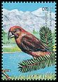 Cl: Red Crossbill (Loxia curvirostra) SG 188b (2002)