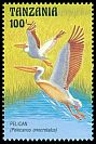 Cl: Great White Pelican (Pelecanus onocrotalus)(Repeat for this country)  SG 1546 (1993) 60 [9/3]