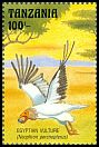 Cl: Egyptian Vulture (Neophron percnopterus)(I do not have this stamp)  SG 1577 (1993) 60 [7/50]