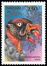 Cl: King Vulture (Sarcoramphus papa)(Out of range)  SG 1852 (1994)