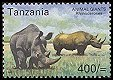 Cl: Yellow-billed Oxpecker (Buphagus africanus)(Repeat for this country)  SG 2336 (2003)  [5/48]