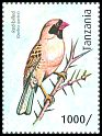 Cl: Red-billed Quelea (Quelea quelea)(I do not have this stamp)  new (2012)  [8/15]