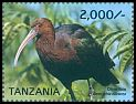 Cl: Olive Ibis (Bostrychia olivacea bocagei)(I do not have this stamp)  new (2015)