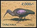 Cl: Hadada Ibis (Bostrychia hagedash)(Repeat for this country) (I do not have this stamp)  new (2015)