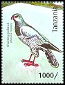 Cl: Pale Chanting-Goshawk (Melierax canorus)(I do not have this stamp)  new (2012)  [8/15]