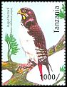Cl: Augur Buzzard (Buteo augur)(I do not have this stamp)  new (2012)  [8/15]