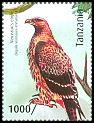 Cl: Verreaux's Eagle (Aquila verreauxii)(Repeat for this country) (I do not have this stamp)  new (2012)  [8/15]
