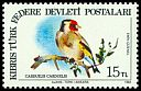 Cl: European Goldfinch (Carduelis carduelis) SG 141 (1983) 25