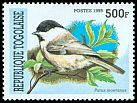 Cl: Willow Tit (Poecile montanus)(Out of range)  new (1999)