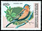 Cl: Chaffinch (Fringilla coelebs)(Out of range)  new (1999)