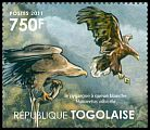 Cl: White-tailed Eagle (Haliaeetus albicilla)(Out of range) (I do not have this stamp)  new (2011)  [7/42]