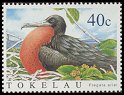 Cl: Lesser Frigatebird (Fregata ariel)(Repeat for this country)  SG 362 (2004)  [3/43]
