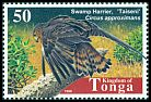 Cl: Swamp Harrier (Circus approximans) <<Taiseni>>  SG 1431 (1998) 40