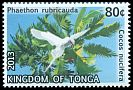 Cl: Red-tailed Tropicbird (Phaethon rubricauda)(Repeat for this country)  SG 1682 (2013)  [11/14]