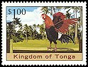Cl: Red Junglefowl (Gallus gallus)(Repeat for this country)  SG 1607c (2005)  [5/2]