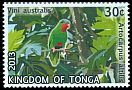 Cl: Blue-crowned Lorikeet (Vini australis)(Repeat for this country)  SG 1679 (2013)  [11/14]