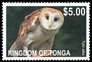 Cl: Barn Owl (Tyto alba)(Repeat for this country)  SG 1632 (2012)  [5/23]
