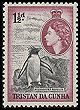 Cl: Rockhopper Penguin (Eudyptes chrysocome) SG 16 (1954) 175 [5/21]